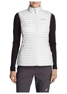 Eddie Bauer First Ascent Women's Microtherm 2.0 Stormdown Vest