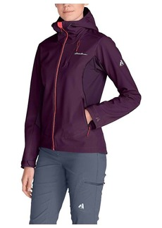 Eddie Bauer First Ascent Women's Sandstone Shield Hooded Jacket