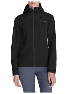Eddie Bauer First Ascent Women's Sandstone Shield Hooded Jacket