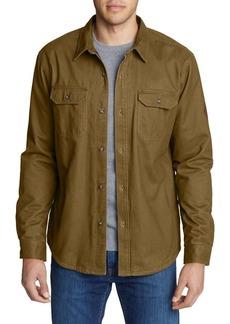 Eddie Bauer Legend Cotton Shirt Jacket