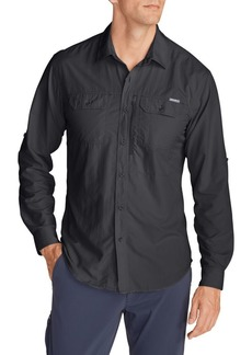 Eddie Bauer Long Sleeve Exploration Shirt