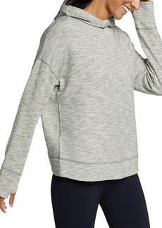 Eddie Bauer Motion Women's Enliven Pull-Over Petal Back Hoodie