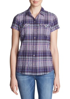 Eddie Bauer Packable Short-Sleeve Shirt