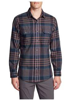 Eddie Bauer Travex Men's Expedition Flannel Shirt