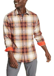 Eddie Bauer Travex Men's Expedition Flannel Shirt