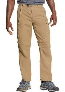 Eddie Bauer Travex Men's Exploration II Pacakble Convertible Pant