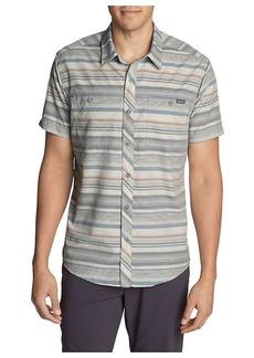 Eddie Bauer Travex Men's Greenpoint Short Sleeve Shirt