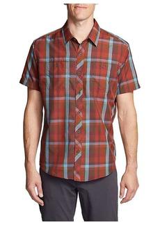 Eddie Bauer Travex Men's Greenpoint Short Sleeve Shirt