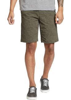 Eddie Bauer Travex Men's Horizon Guide Pattern Chino 10 Inch Short