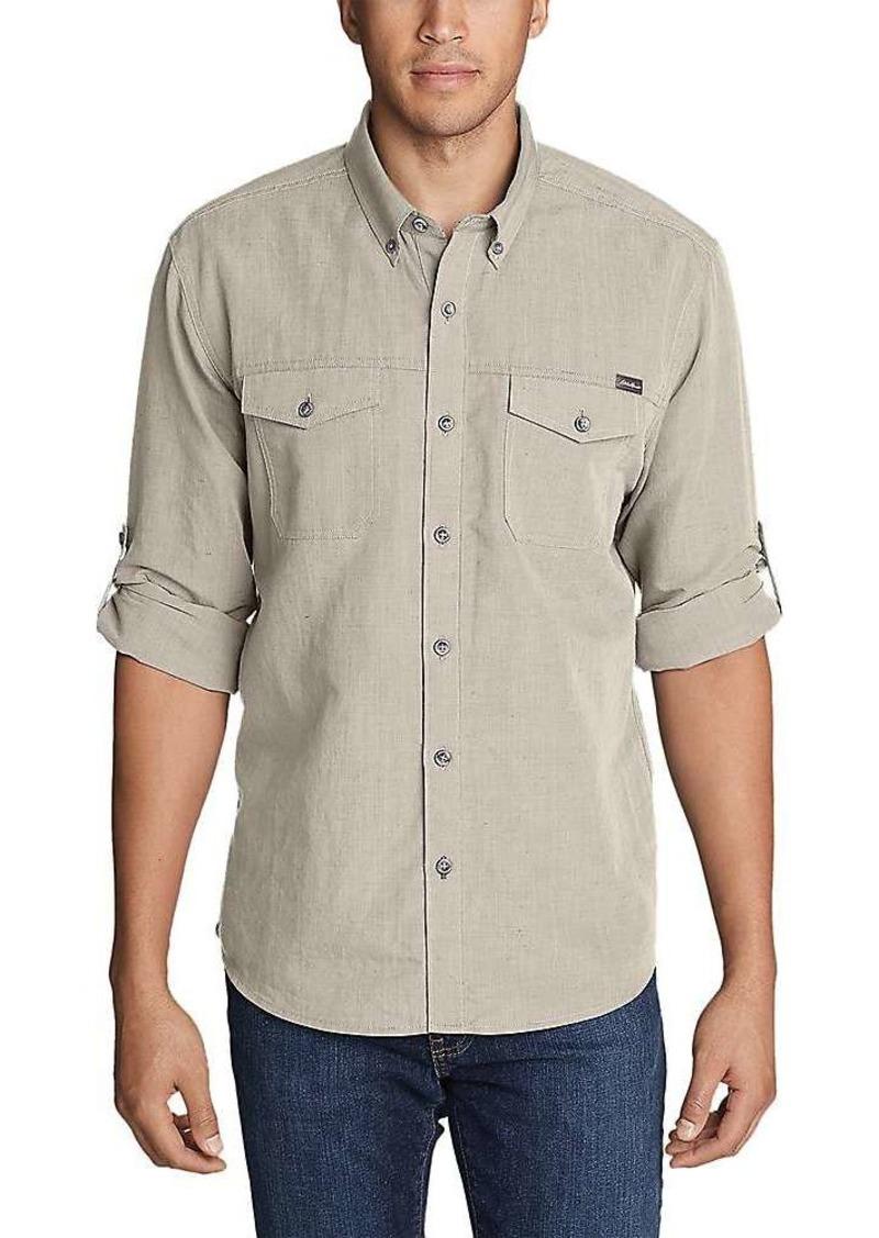 Eddie Bauer Travex Men's Larrabee Pro LS Shirt