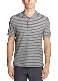 Eddie Bauer Travex Men's Voyager Polo 2.0 Stripe Shirt