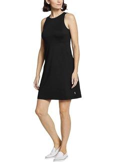 Eddie Bauer Travex Women's Aster Sleeveless Empire Waist Dress - Solid