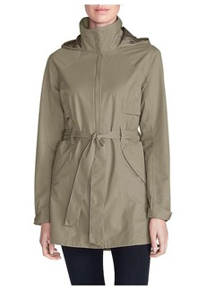Eddie Bauer Travex Women's Kona Trench Coat