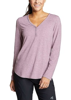 Eddie Bauer Travex Women's Mercer Knit Henley