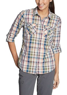 Eddie Bauer Travex Women's Mountain LS Shirt