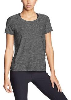 Eddie Bauer Travex Women's SS Infinity Shirt With Pocket