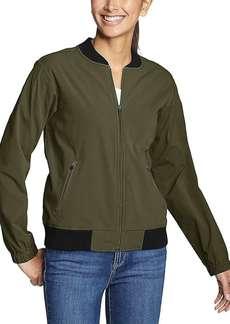 Eddie Bauer Travex Women's Voyager Bomber Jacket