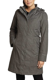 Eddie Bauer Women's Girl On The Go Insulated Trench