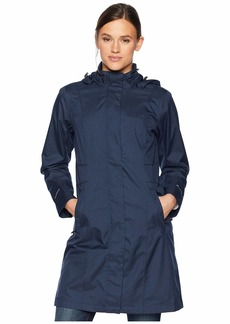 Eddie Bauer Girl On The Go Insulated Trench Coat