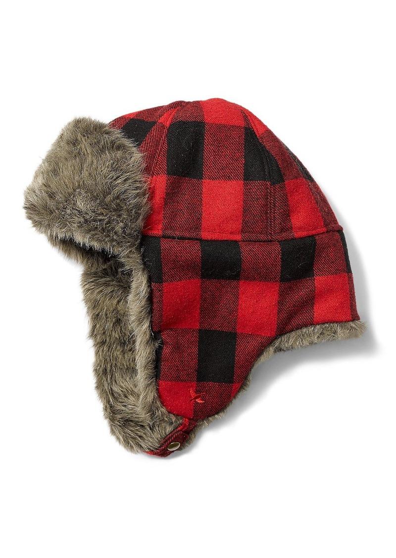 8056226490f88 Eddie Bauer Hadlock Trapper Hat