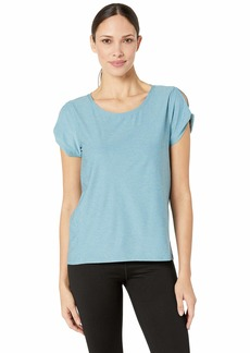 Eddie Bauer Infinity Twist Sleeve Top