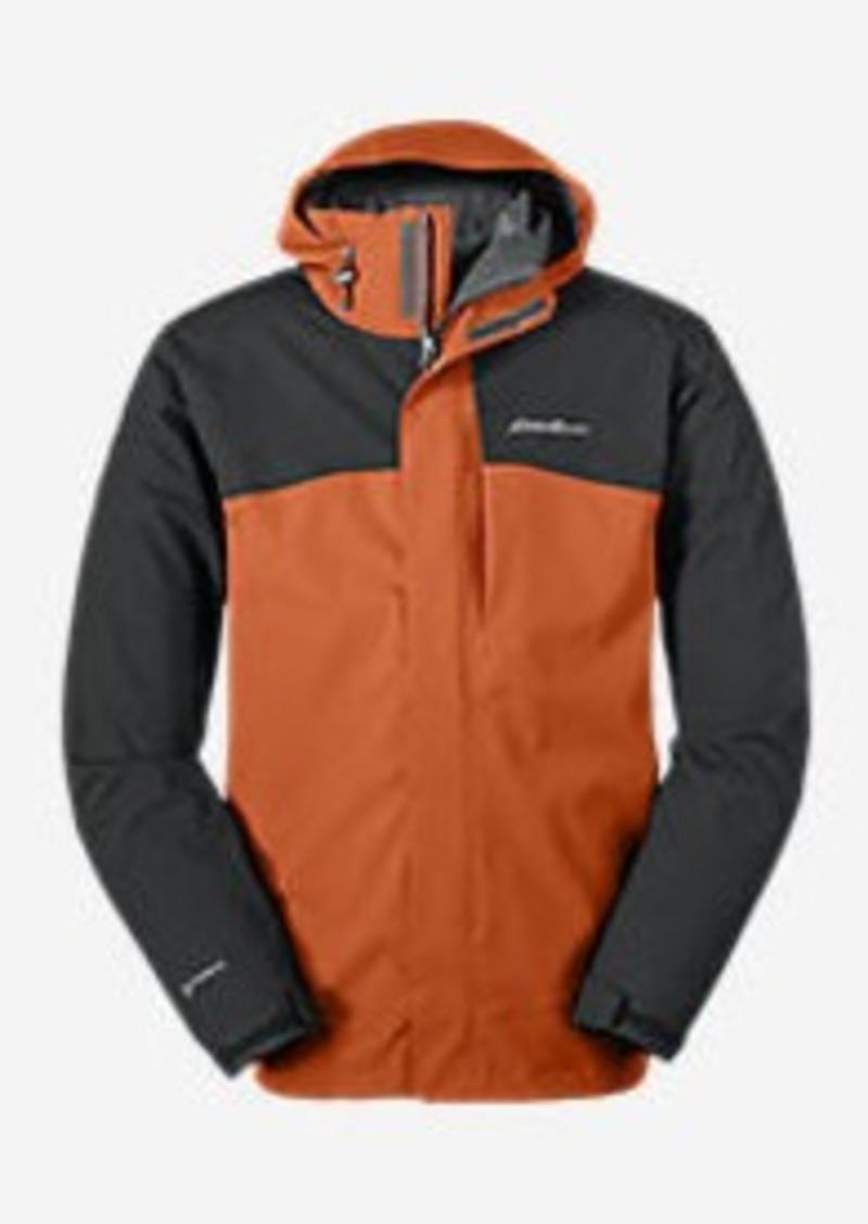 Eddie Bauer Men's All-Mountain 3-in-1 Jacket