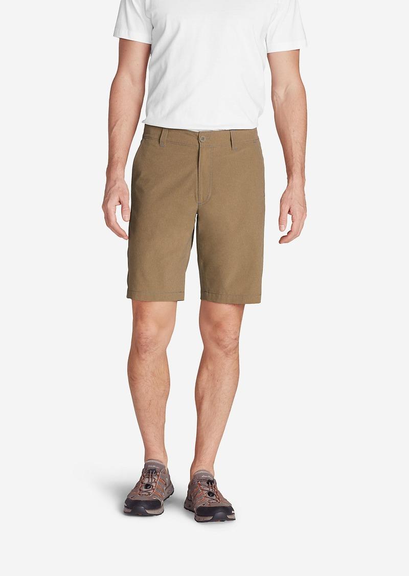 "Eddie Bauer Men's Amphib 10"" Chino Shorts"