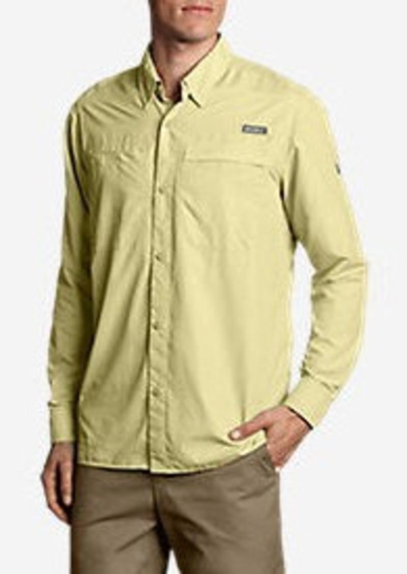 Eddie Bauer Men's Coordinates Long-Sleeve Shirt