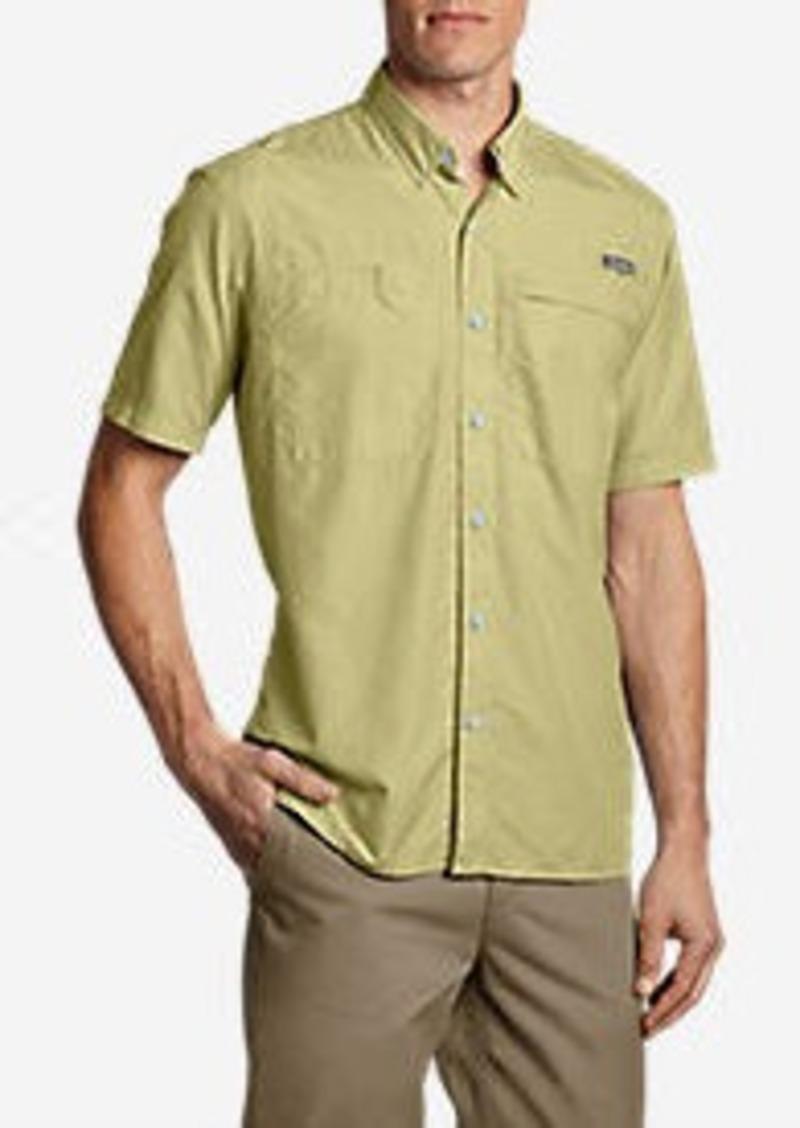 Eddie Bauer Men's Coordinates Short-Sleeve Shirt
