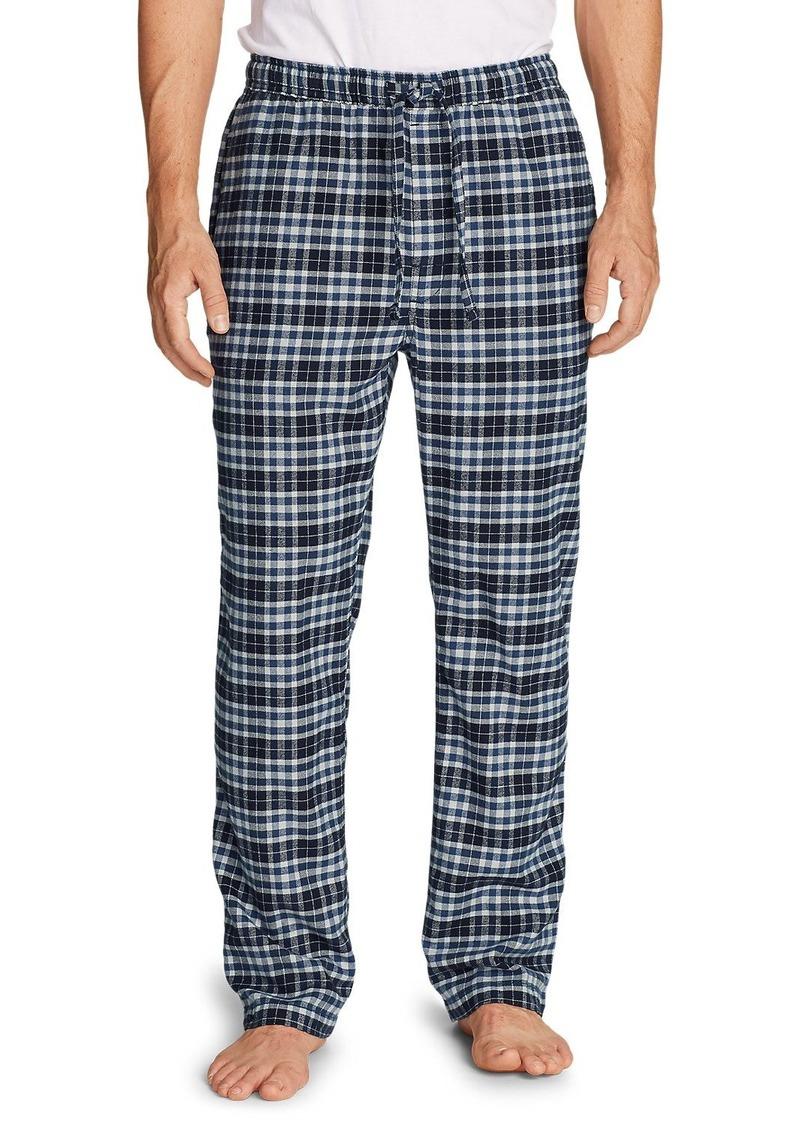 Eddie Bauer Men's Flannel Sleep Pants