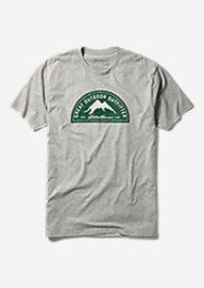 Eddie Bauer Men's Graphic T-Shirt - The Great Outdoor Outfitter