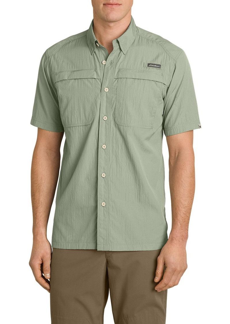 Eddie Bauer Men's Guide Short-Sleeve Shirt