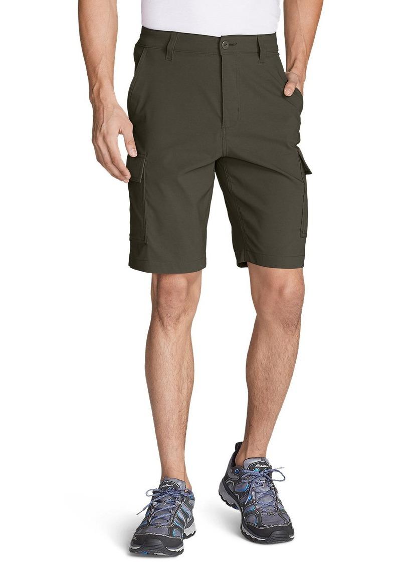 """Eddie Bauer Men's Horizon Guide 10"""" Cargo Shorts"""