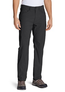 Eddie Bauer Men's Horizon Guide Five-Pocket Pants - Straight Fit