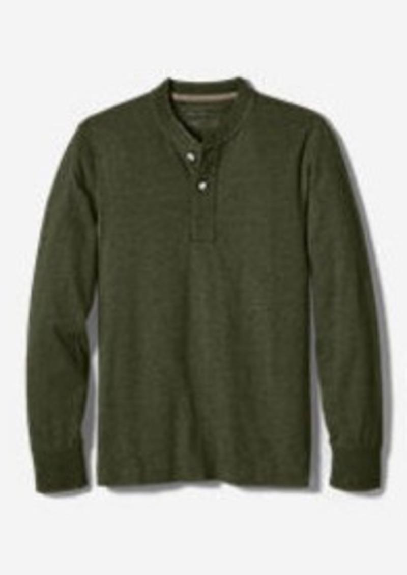 Eddie Bauer Men 39 S Legend Wash Henley Shirt Casual Shirts