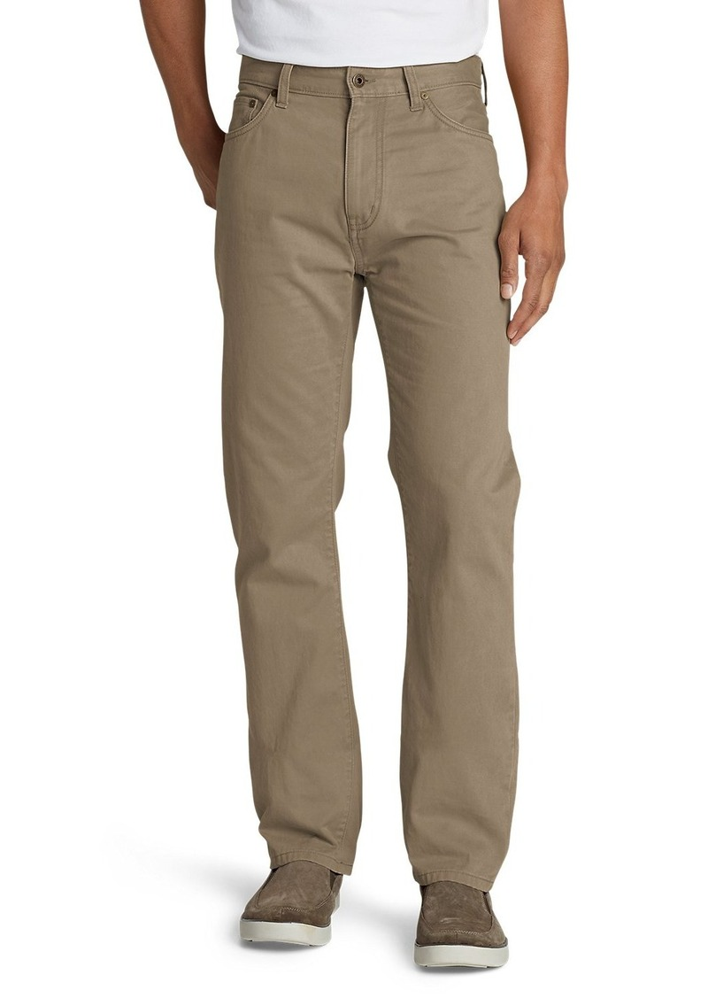 Eddie Bauer Men's Legend Wash Jeans - Straight Fit