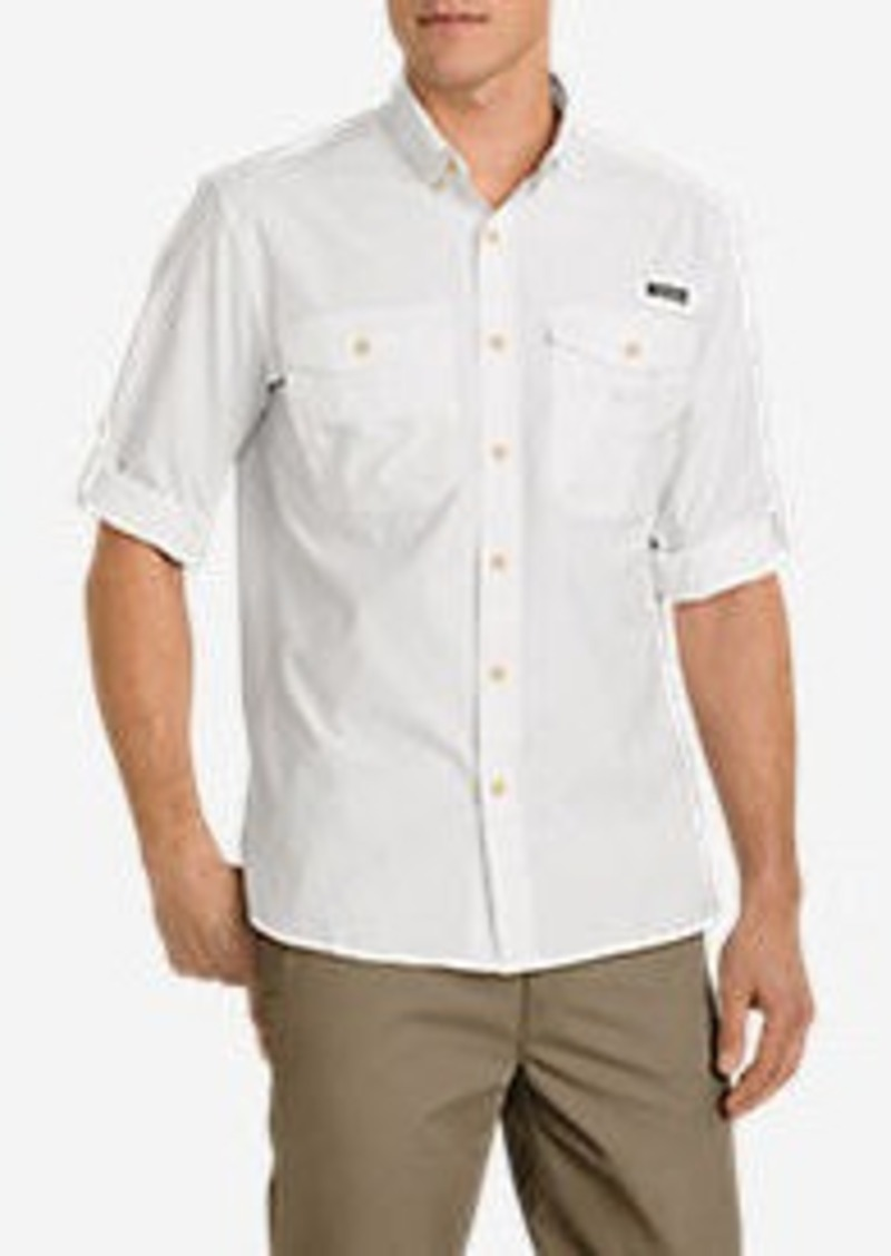 Eddie Bauer Men's Mako Long-Sleeve Shirt