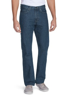 Eddie Bauer Men's Straight Fit Essential Jeans