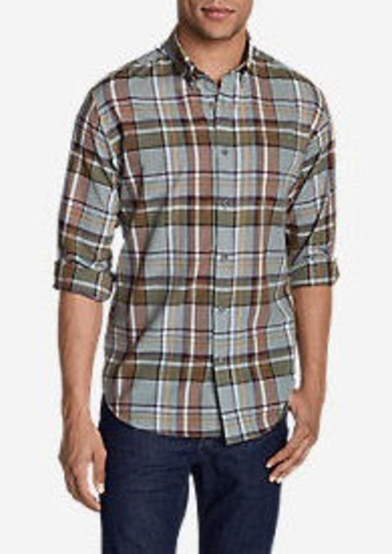 Eddie Bauer Men's Vashon Long-Sleeve Shirt