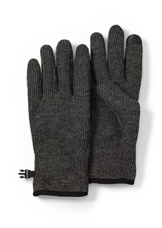 Eddie Bauer Men's Windcutter® Fleece Touchscreen Gloves