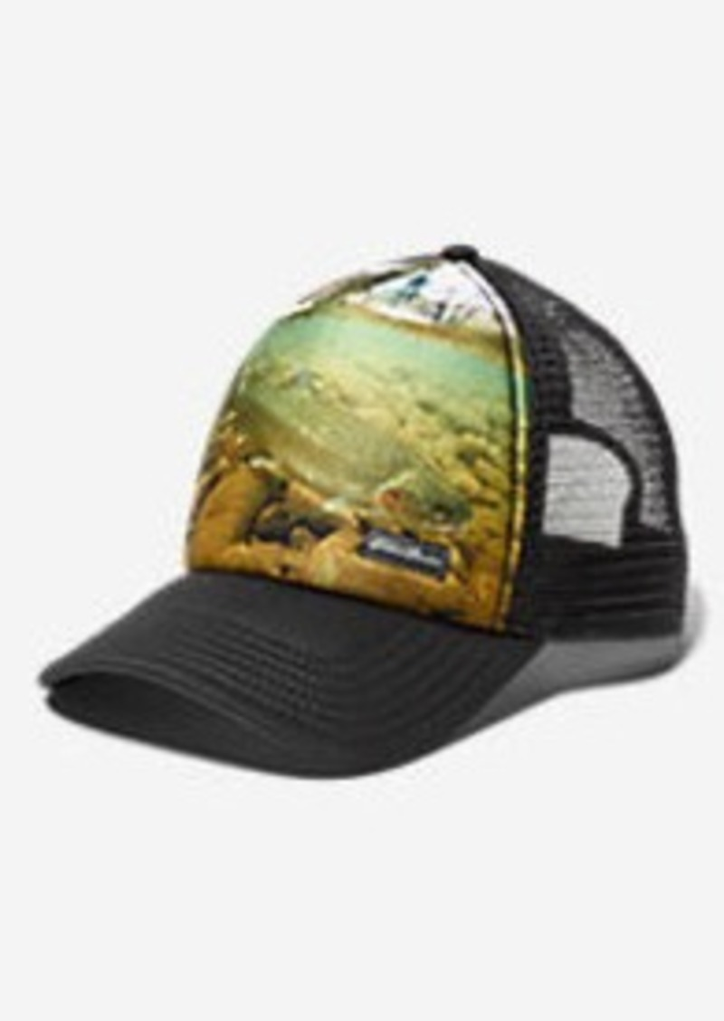 Eddie Bauer Sublimated Snap Back Cap