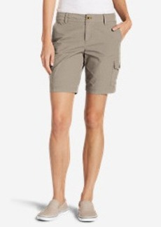 Women's Adventurer Ripstop Cargo Shorts