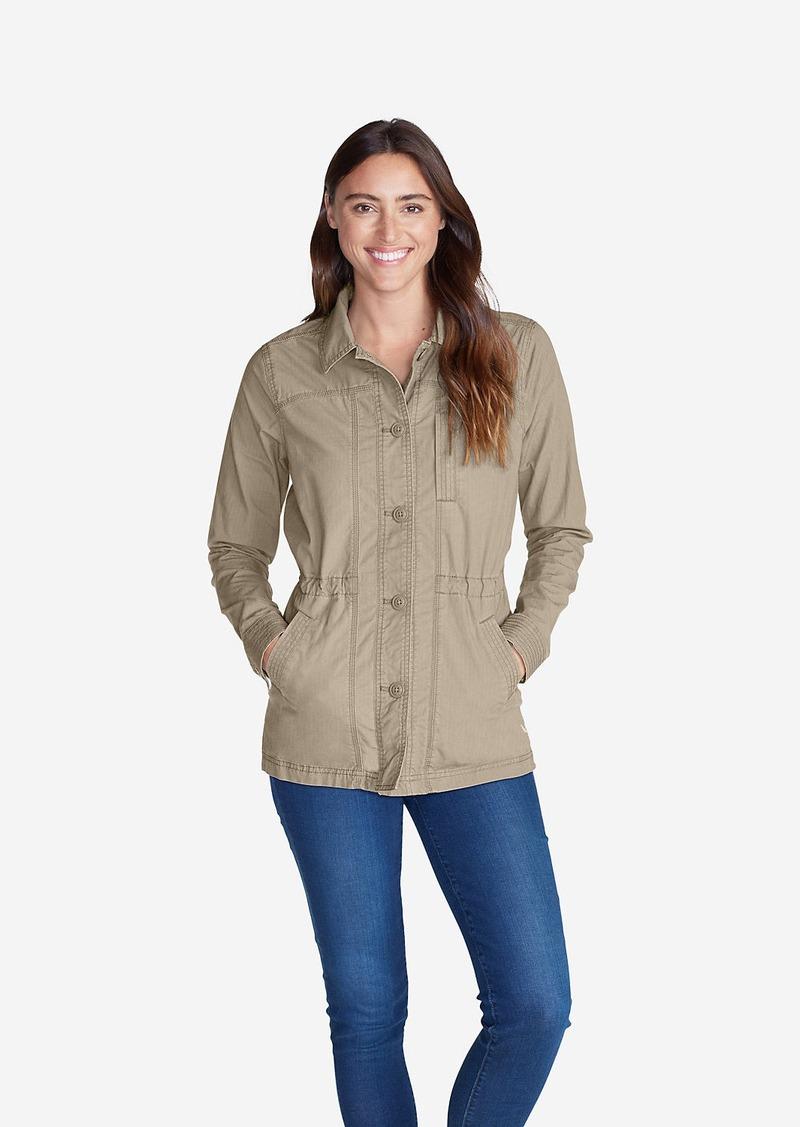 Eddie Bauer Women's Adventurer Ripstop Scouting Jacket