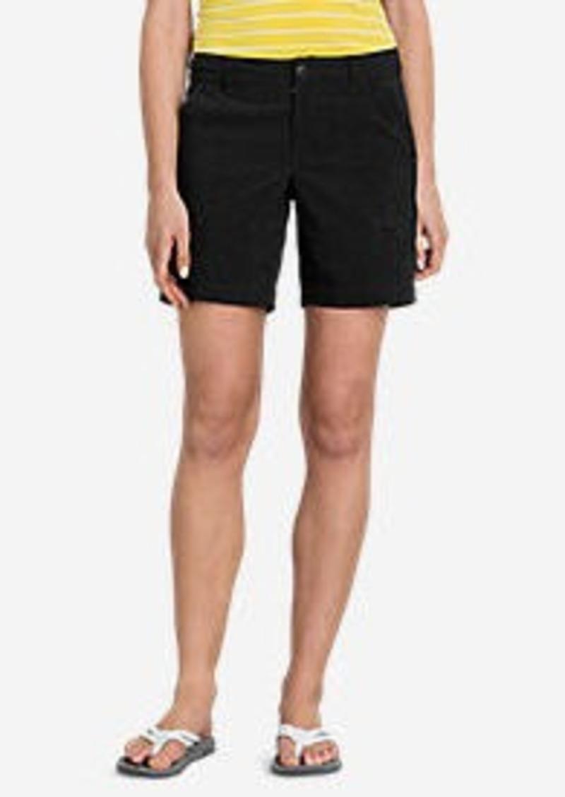 Eddie Bauer Women's Amphib Cargo Shorts
