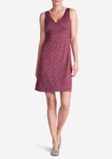 Women's Aster Crossover Dress - Spacedye