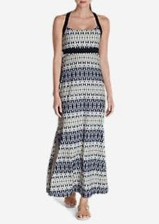 Women's Aster Maxi Dress - Print