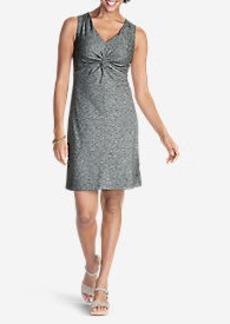 Women's Aster Tie The Knot Dress - Space Dye