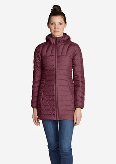Eddie Bauer Women's Astoria Hooded Down Parka