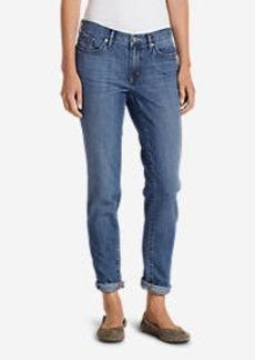 Eddie Bauer Women's Boyfriend Jeans - Slim Leg