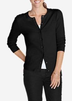 Eddie Bauer Women's Christine Cardigan Sweater - Solid